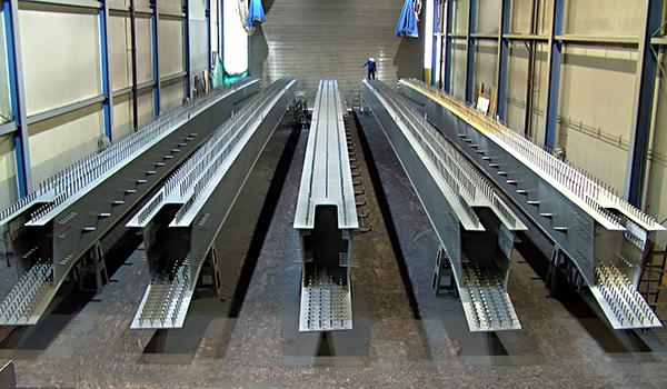 Bolte Gmbh Shear Connectors In Composite Bridge Near